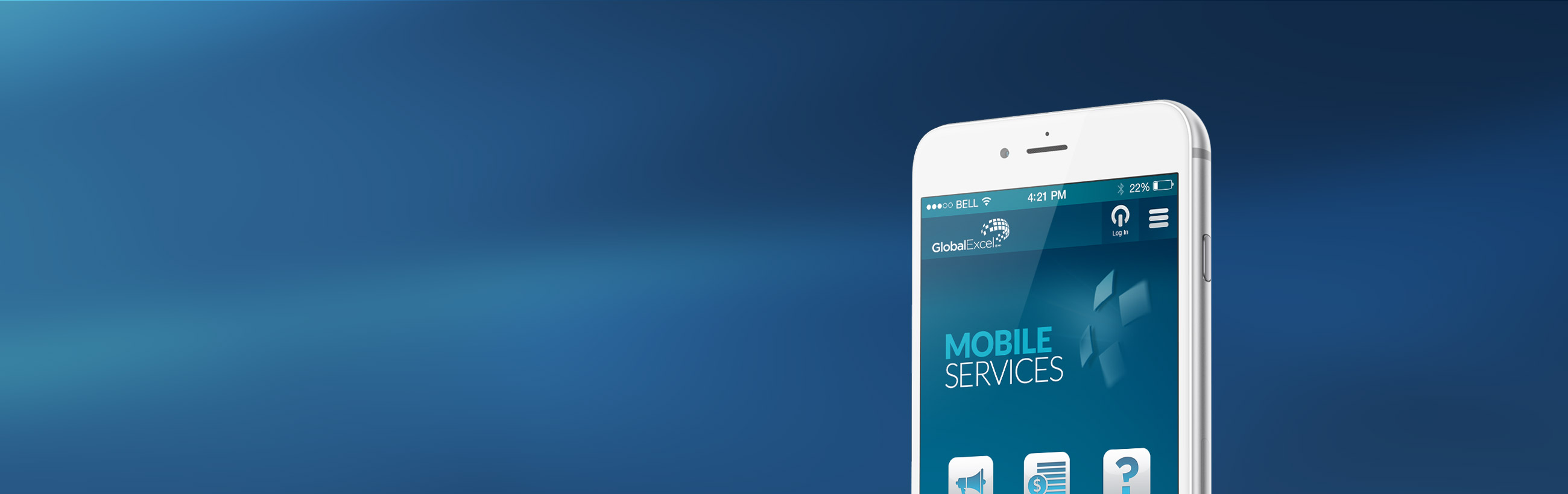 Services mobiles<br />Global Excel